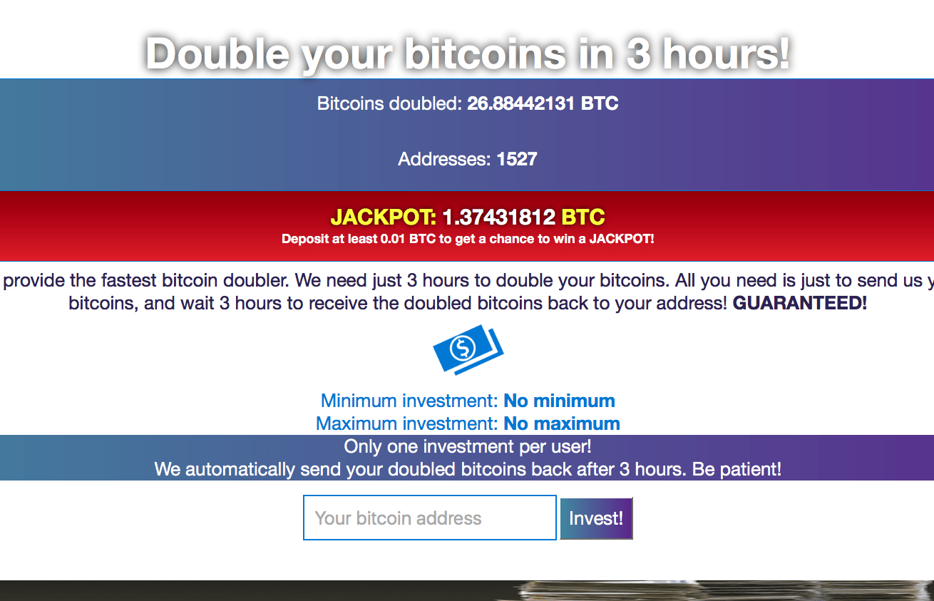 Another bitcoin scam bestdoubler uk bitcoin blog bitcoins and this one is so basic i actually took their html page and put it on my own page absolutely mad the whole thing is so badly done that just a simple view ccuart Choice Image